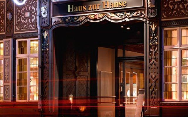Отель im Haus zur Hanse Германия, Брауншвейг - отзывы, цены и фото номеров - забронировать отель im Haus zur Hanse онлайн вид на фасад