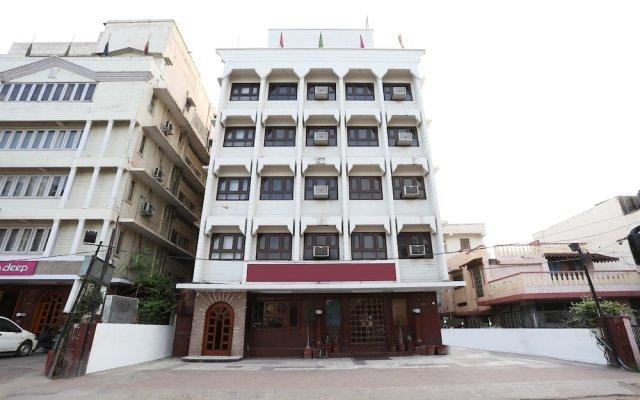 Hotel Kohinoor вид на фасад