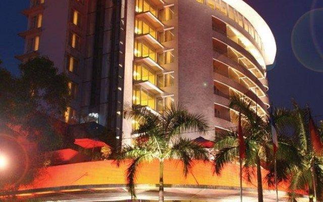 Отель Mercure Hue Gerbera Вьетнам, Хюэ - отзывы, цены и фото номеров - забронировать отель Mercure Hue Gerbera онлайн вид на фасад