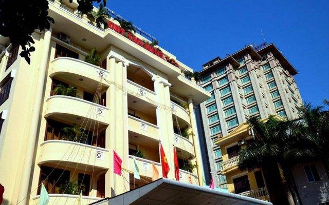 Отель Duy Tan Hotel Вьетнам, Хюэ - отзывы, цены и фото номеров - забронировать отель Duy Tan Hotel онлайн вид на фасад