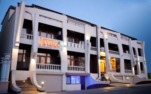 Гостиница Вилла Панама Украина, Одесса - отзывы, цены и фото номеров - забронировать гостиницу Вилла Панама онлайн вид на фасад