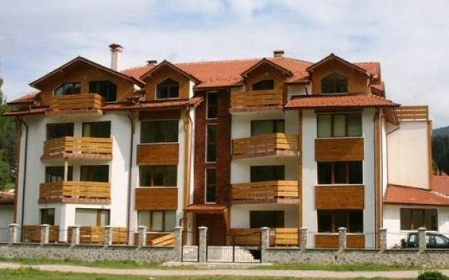 Отель ПМ Сървис Ривърсайд Апартаменты Болгария, Боровец - отзывы, цены и фото номеров - забронировать отель ПМ Сървис Ривърсайд Апартаменты онлайн вид на фасад