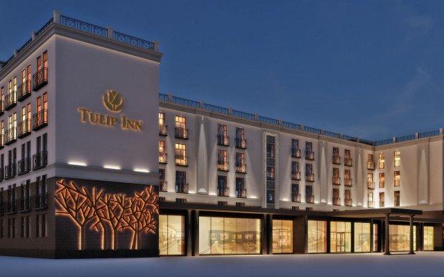 Tulip Inn Sofrino Park Hotel вид на фасад