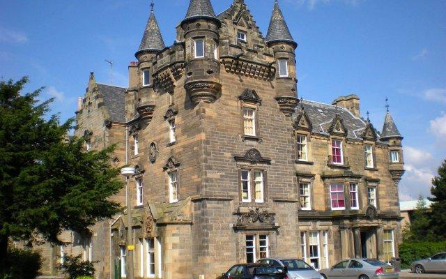 Отель Salisbury Green Hotel & Bistro Великобритания, Эдинбург - отзывы, цены и фото номеров - забронировать отель Salisbury Green Hotel & Bistro онлайн вид на фасад