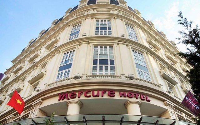 Отель Mercure Hanoi La Gare вид на фасад
