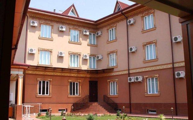 Grand Nur Hotel вид на фасад