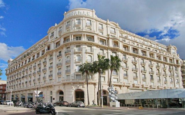Отель Palais Miramar Croisette 3 Pièces Balcon вид на фасад