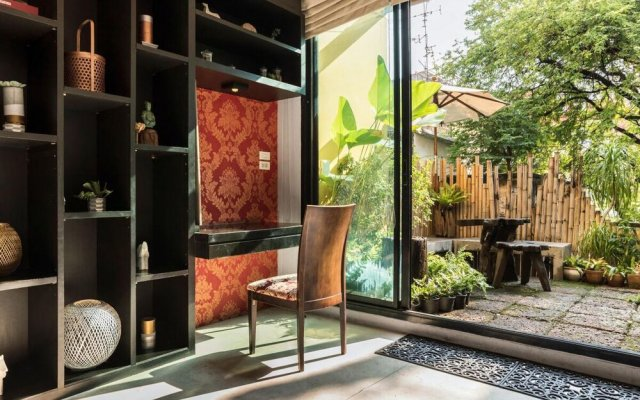 Отель NapPark Hostel Таиланд, Бангкок - отзывы, цены и фото номеров - забронировать отель NapPark Hostel онлайн вид на фасад
