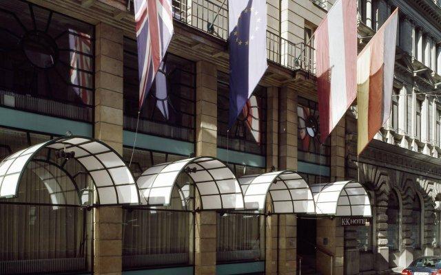 Отель K+K Hotel Opera Budapest Венгрия, Будапешт - 2 отзыва об отеле, цены и фото номеров - забронировать отель K+K Hotel Opera Budapest онлайн вид на фасад