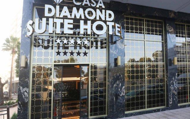 Suite Hotel Casa Diamond вид на фасад