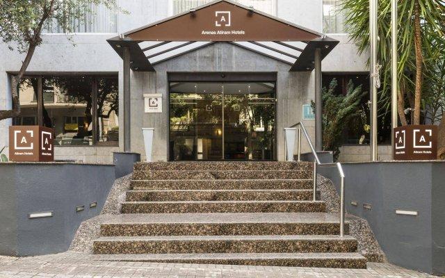 Отель Arenas Atiram Hotel Испания, Барселона - отзывы, цены и фото номеров - забронировать отель Arenas Atiram Hotel онлайн вид на фасад