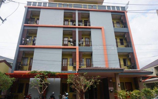 Отель Nasa Mansion Пхукет вид на фасад