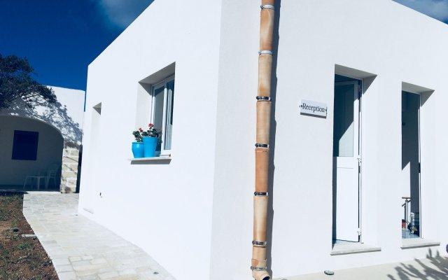 Отель Antichi Mulini Италия, Эгадские острова - отзывы, цены и фото номеров - забронировать отель Antichi Mulini онлайн вид на фасад
