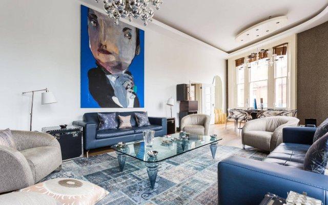 Апартаменты onefinestay - Maida Vale Apartments комната для гостей