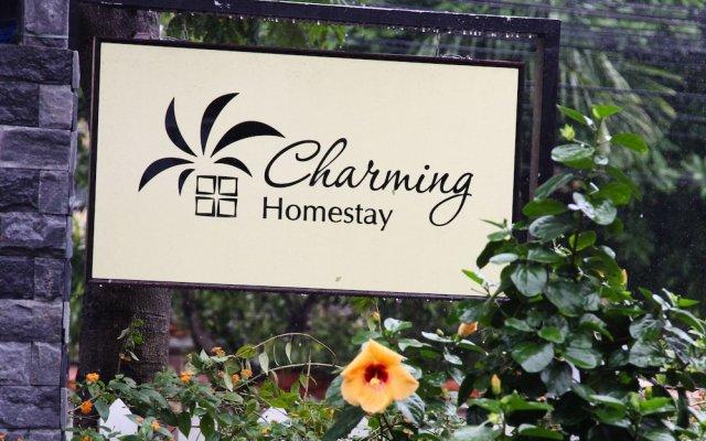 Отель Charming Homestay вид на фасад