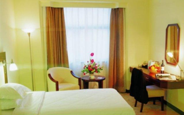 Отель Zhujiang Overseas Китай, Гуанчжоу - отзывы, цены и фото номеров - забронировать отель Zhujiang Overseas онлайн комната для гостей