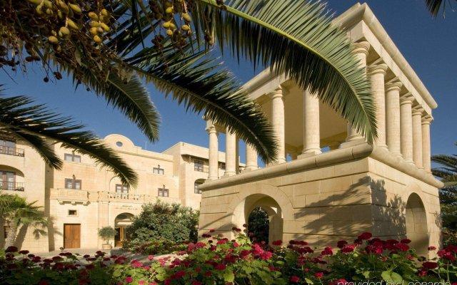 Отель Kempinski Hotel San Lawrenz Мальта, Сан-Лоренц - отзывы, цены и фото номеров - забронировать отель Kempinski Hotel San Lawrenz онлайн вид на фасад
