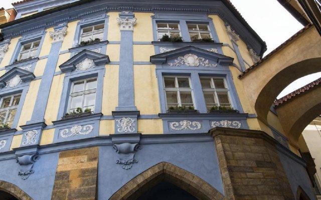 Отель Grand Hotel Praha Чехия, Прага - 13 отзывов об отеле, цены и фото номеров - забронировать отель Grand Hotel Praha онлайн вид на фасад