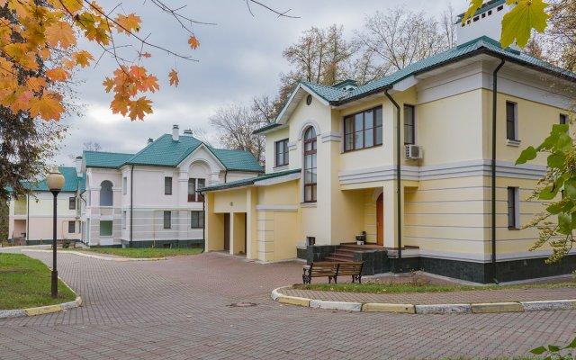 Санаторий Валуево вид на фасад