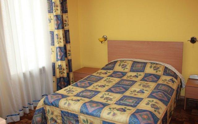 Отель Веста Екатеринбург комната для гостей