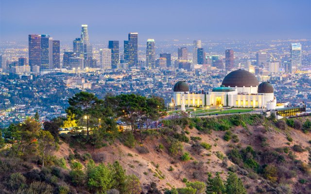 Hollywood Sign And Awesome City Views Home