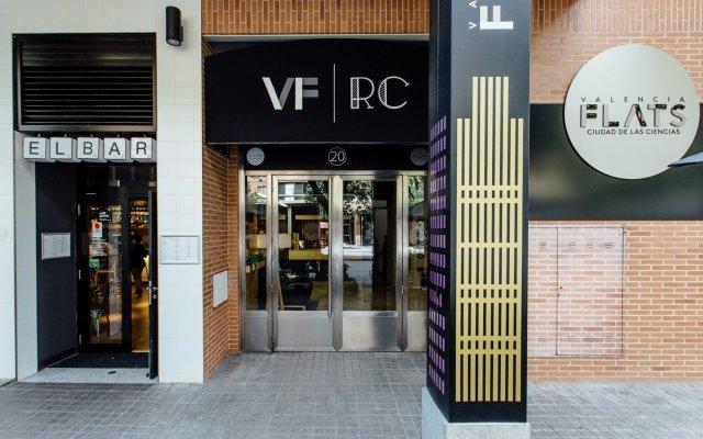 Отель Rooms Ciencias Испания, Валенсия - 1 отзыв об отеле, цены и фото номеров - забронировать отель Rooms Ciencias онлайн вид на фасад