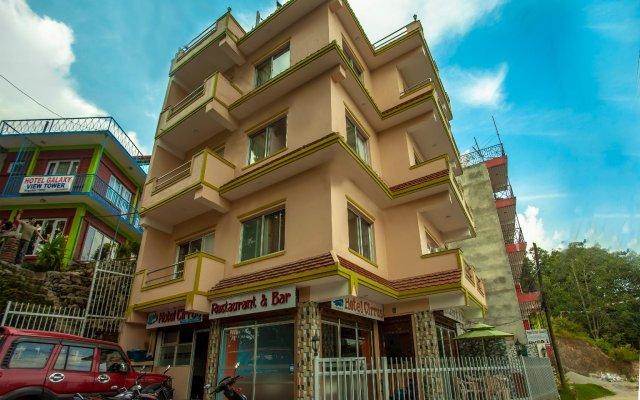 Отель OYO 207 Hotel Cirrus Непал, Нагаркот - отзывы, цены и фото номеров - забронировать отель OYO 207 Hotel Cirrus онлайн вид на фасад