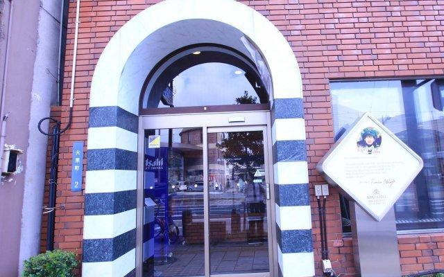 APA Hotel Nagasaki-Ekimae Нагасаки вид на фасад
