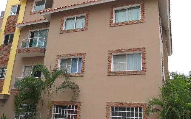 Отель Punta Cana Hostel Доминикана, Пунта Кана - отзывы, цены и фото номеров - забронировать отель Punta Cana Hostel онлайн вид на фасад