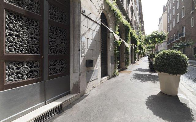 Отель Ara Pacis Elegant Flat вид на фасад