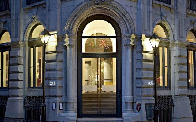 Отель Gault Канада, Монреаль - отзывы, цены и фото номеров - забронировать отель Gault онлайн вид на фасад
