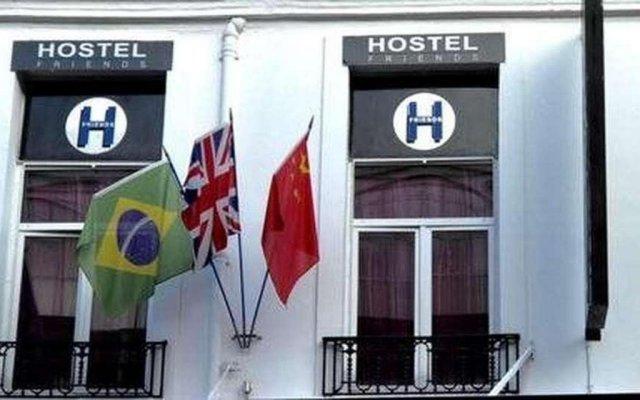 Отель Jacobs Inn Hostels Франция, Париж - отзывы, цены и фото номеров - забронировать отель Jacobs Inn Hostels онлайн вид на фасад