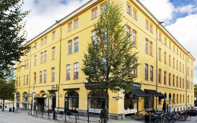 Отель Elite Stora Hotellet Örebro Швеция, Эребру - отзывы, цены и фото номеров - забронировать отель Elite Stora Hotellet Örebro онлайн вид на фасад