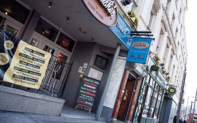 Отель St Christopher's Oasis, London Bridge - Hostel Великобритания, Лондон - отзывы, цены и фото номеров - забронировать отель St Christopher's Oasis, London Bridge - Hostel онлайн вид на фасад