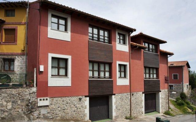Отель Los Picos вид на фасад