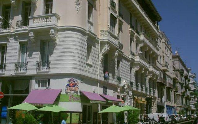 Отель Victoria Appartements Франция, Ницца - отзывы, цены и фото номеров - забронировать отель Victoria Appartements онлайн вид на фасад