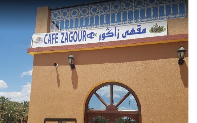 Отель Zagour Марокко, Загора - отзывы, цены и фото номеров - забронировать отель Zagour онлайн вид на фасад