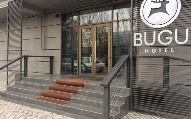 Отель Bugu Кыргызстан, Бишкек - отзывы, цены и фото номеров - забронировать отель Bugu онлайн вид на фасад