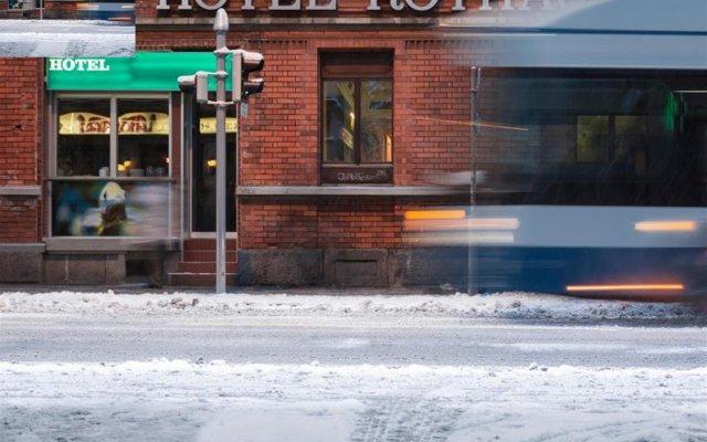 Hotel Rothaus вид на фасад