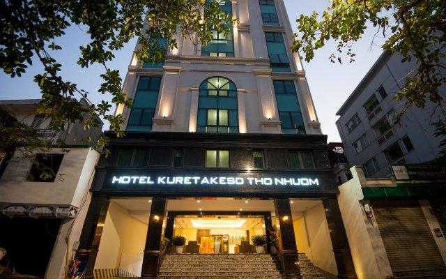 Отель Kuretakeso Tho Nhuom 84 Вьетнам, Ханой - отзывы, цены и фото номеров - забронировать отель Kuretakeso Tho Nhuom 84 онлайн вид на фасад