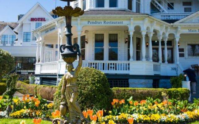 Отель The Gatsby Mansion Канада, Виктория - отзывы, цены и фото номеров - забронировать отель The Gatsby Mansion онлайн вид на фасад