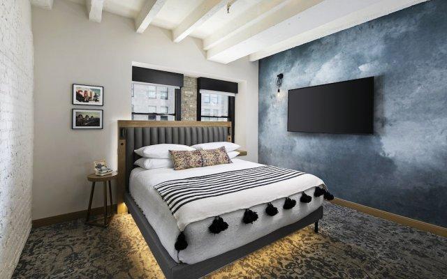 Отель The Wayfarer США, Лос-Анджелес - 1 отзыв об отеле, цены и фото номеров - забронировать отель The Wayfarer онлайн комната для гостей