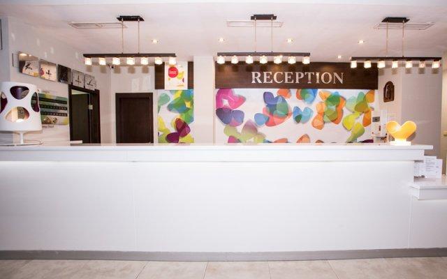 Smartline Meridian Hotel интерьер отеля