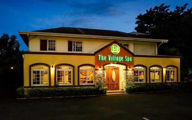 Отель Rondel Village Ямайка, Саванна-Ла-Мар - отзывы, цены и фото номеров - забронировать отель Rondel Village онлайн вид на фасад