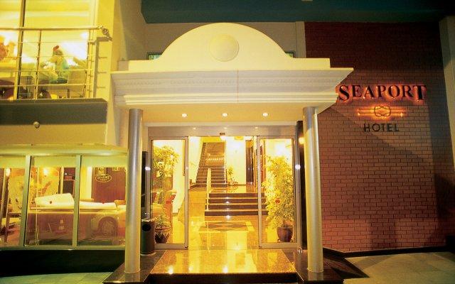 Seaport Hotel Аланья вид на фасад