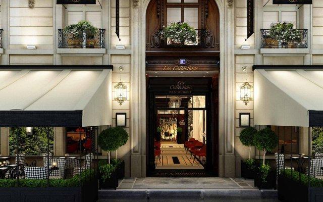 Отель Sofitel Paris Le Faubourg Франция, Париж - 3 отзыва об отеле, цены и фото номеров - забронировать отель Sofitel Paris Le Faubourg онлайн вид на фасад