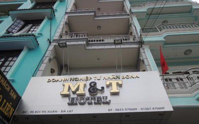 M & T Hotel Далат вид на фасад