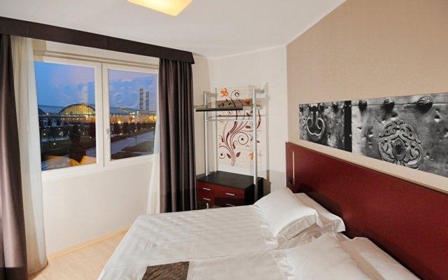 Rimini Fiera Hotel Римини комната для гостей