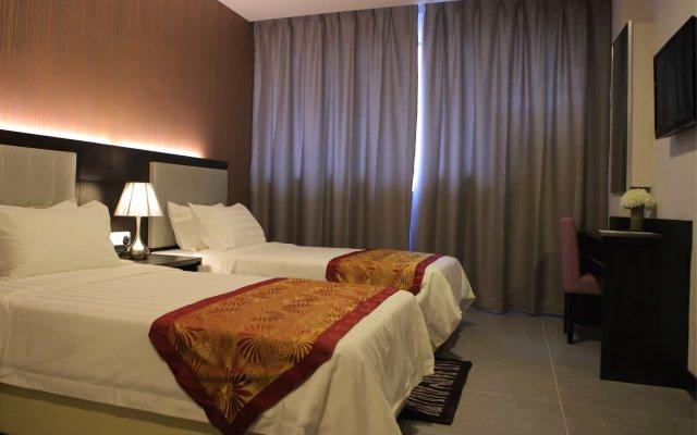 Отель ZEN Rooms Near SOGO Малайзия, Куала-Лумпур - отзывы, цены и фото номеров - забронировать отель ZEN Rooms Near SOGO онлайн комната для гостей