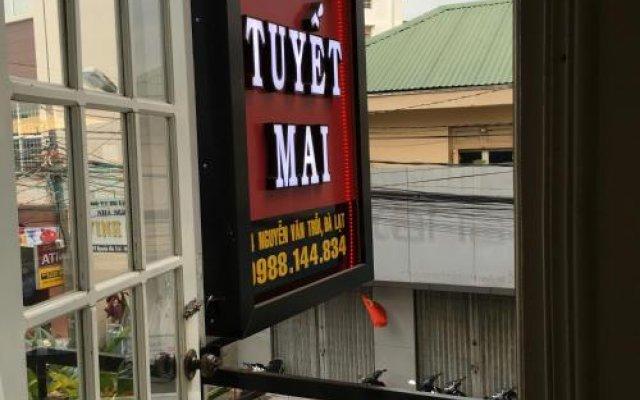 Tuyet Mai Hotel Далат вид на фасад